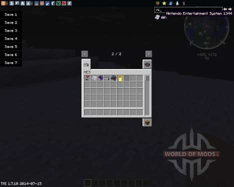 Decorative Videogame Systems für Minecraft