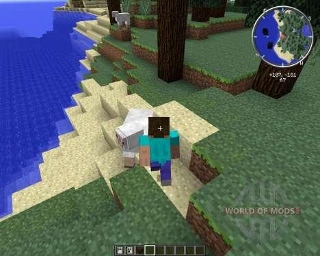 OcoMod pour Minecraft