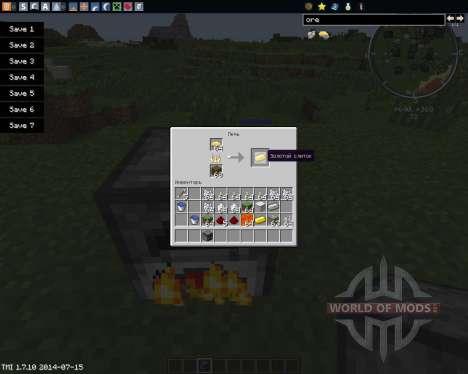 Better Ore Fortune pour Minecraft