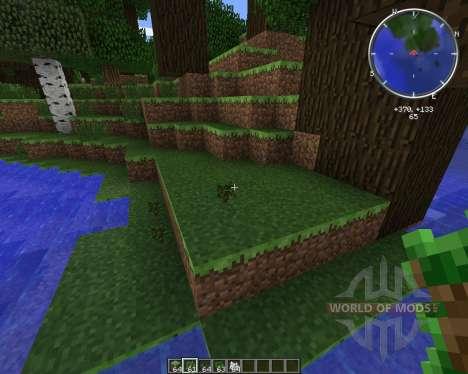 Auto Sapling pour Minecraft