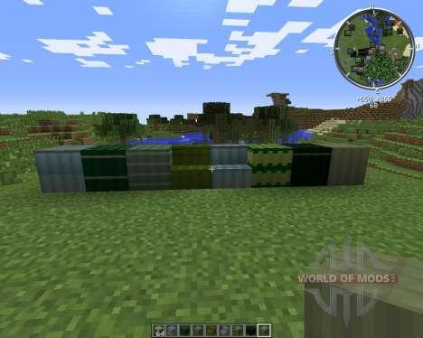 Plant Mega Pack für Minecraft