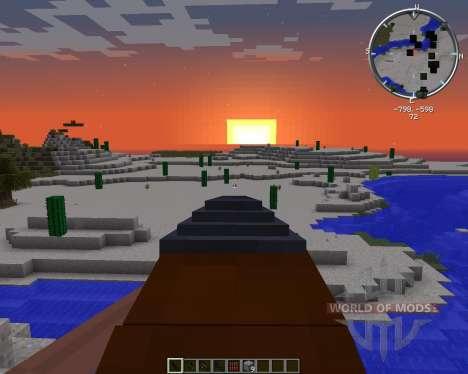 New Stefinus 3D Guns pour Minecraft