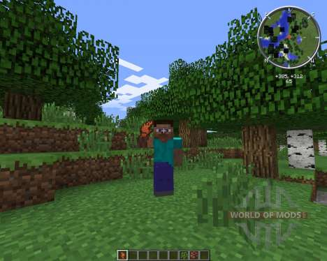 Freerunners pour Minecraft
