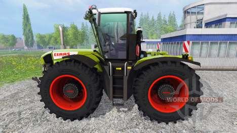 CLAAS Xerion 3800 Trac VC pour Farming Simulator 2015