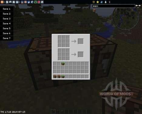 DualCraft pour Minecraft