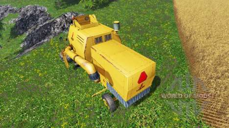 Lizard 7210 broken für Farming Simulator 2015
