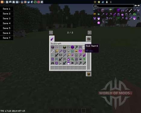 SoulCraft für Minecraft