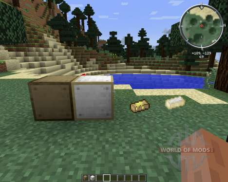 Betal Toash pour Minecraft