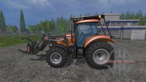 Case IH Puma CVX 230 v3.0 Forest für Farming Simulator 2015