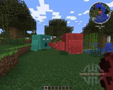 Stuff Worth Throwing für Minecraft