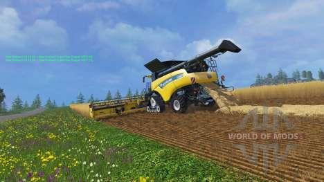 Inspecteur pour Farming Simulator 2015