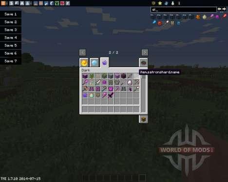 Elemental Power für Minecraft