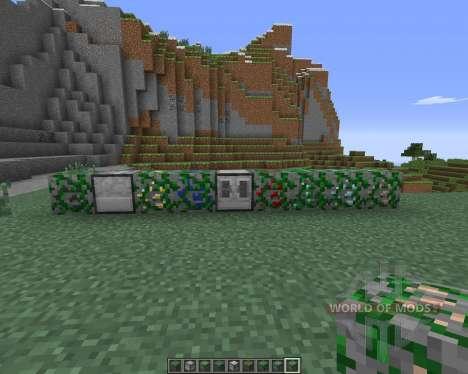 Oreganic pour Minecraft