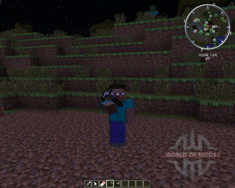 World Tools pour Minecraft