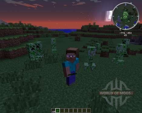 NoCreeperExplosions pour Minecraft