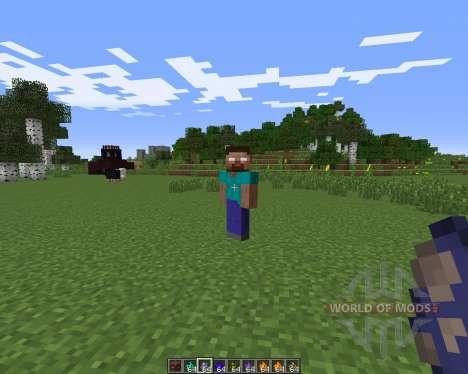Herobrine für Minecraft