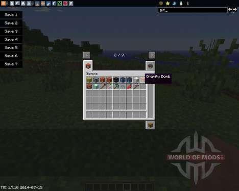 Gizmos für Minecraft