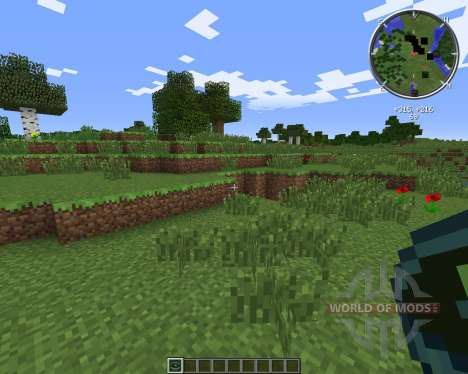 Ender Compass für Minecraft