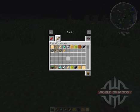 ExtraFunctions pour Minecraft