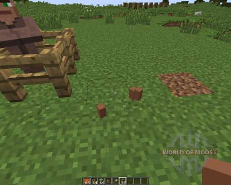 Villagers Nose für Minecraft