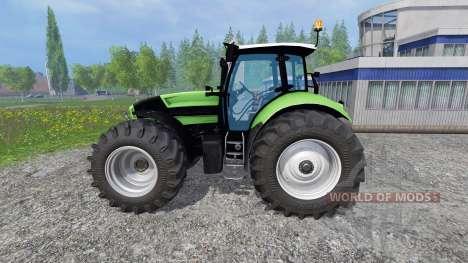 Deutz-Fahr Agrotron X 720 v2.0 für Farming Simulator 2015