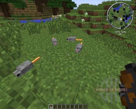 Rat pour Minecraft