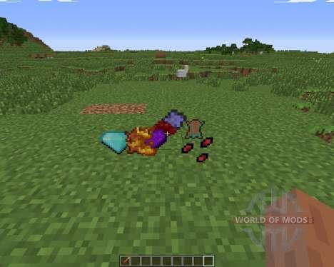 BetterLeather pour Minecraft