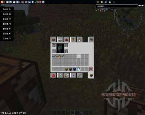 HorseCrafting für Minecraft