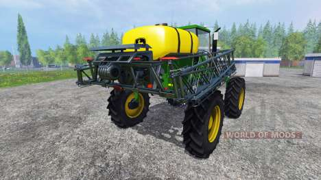 John Deere 4730 Sprayer v2.0 pour Farming Simulator 2015