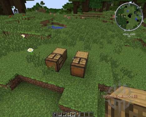 MC Saw pour Minecraft