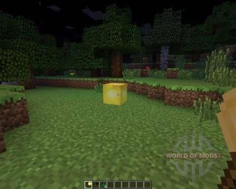 InvisibLights pour Minecraft