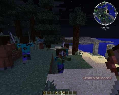 Wandz für Minecraft