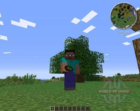 MC GrainMix pour Minecraft