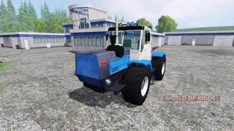 T-150K v2.1 pour Farming Simulator 2015