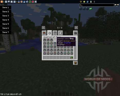 JewelryCraft für Minecraft