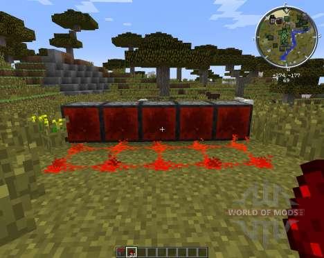 Directional Redstone für Minecraft