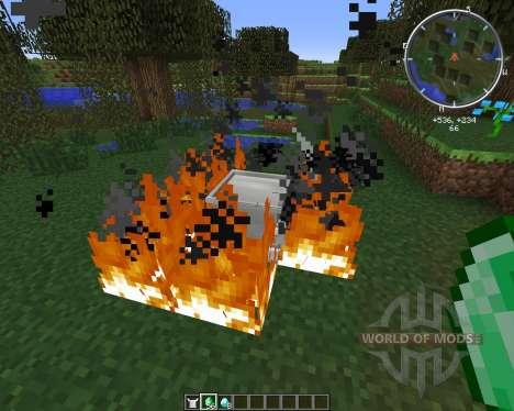 Granter pour Minecraft