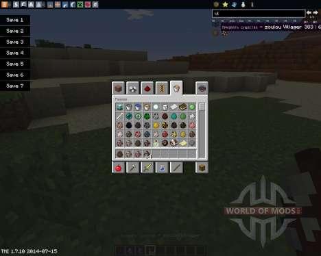 Diversity für Minecraft