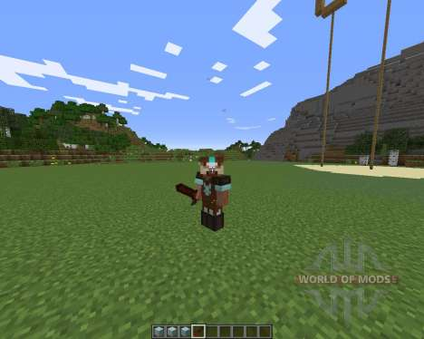 Myths and Monsters für Minecraft