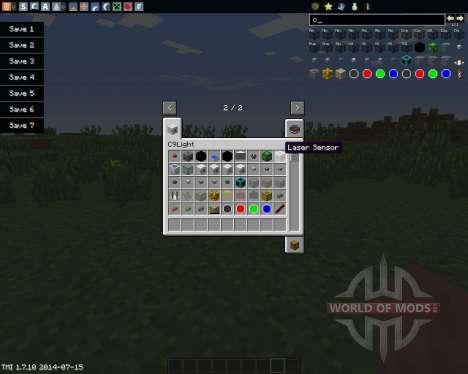 C9Light pour Minecraft
