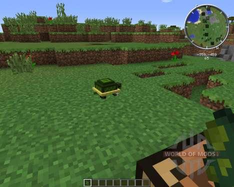 MC Turtle für Minecraft