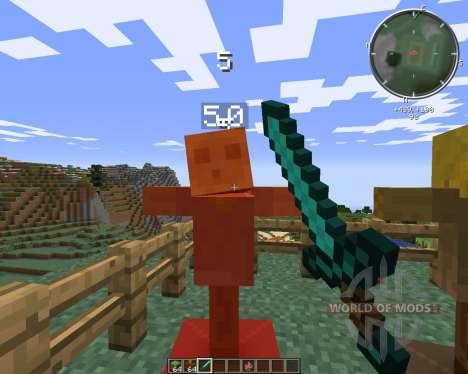 Test Dummy für Minecraft