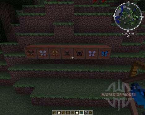 Butterfly Mania für Minecraft