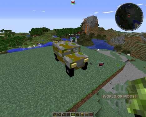 Battlefield für Minecraft