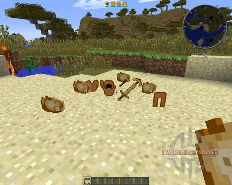 Potatoes für Minecraft
