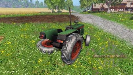 Lizard 2850 broken pour Farming Simulator 2015