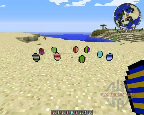 EasterEgg pour Minecraft