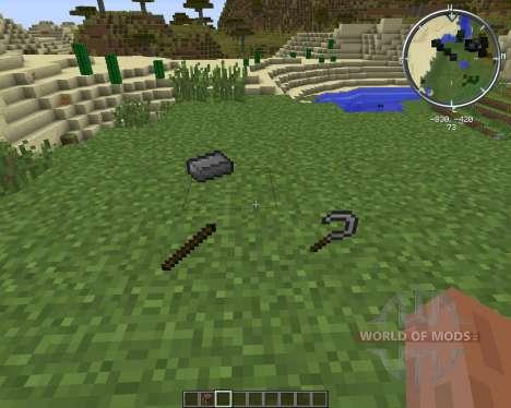 MC Sickle pour Minecraft