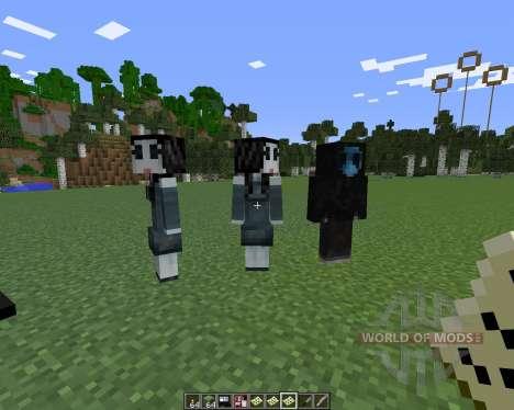 CreepyPastaCraft Revived pour Minecraft