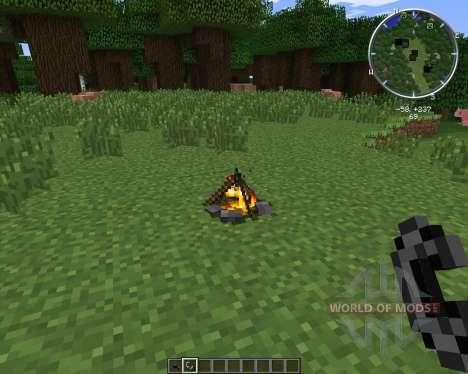 MC FirePit für Minecraft